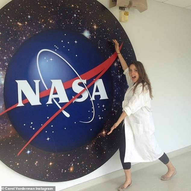 Academic: Katie is a research scientist at the University of Cambridge and applied for a job as an astronaut at the European Space Agency (ESA) in February