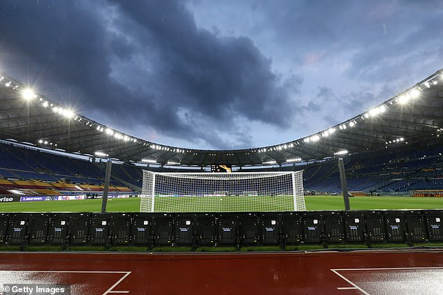The opening game of Euro 2020 will take place in Rome at theStadio Olimpico on June 11