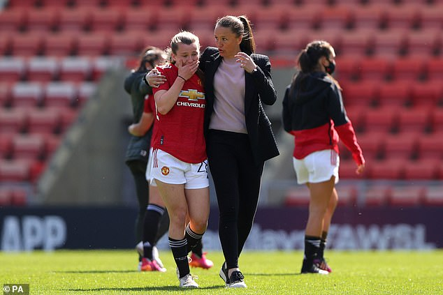 The former England international has helped establish the team in the Women's Super League