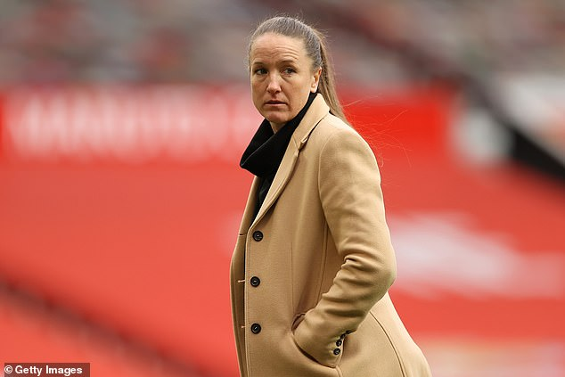 Casey Stoney will step down as Manchester United Women's coach at the end of the season