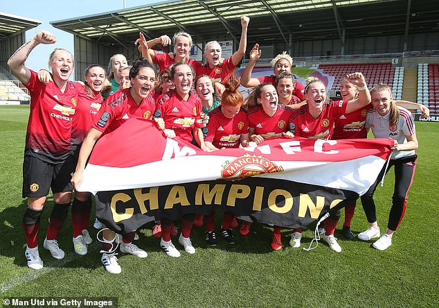 Stoney led the side to the Women's Championship and promotion in the club's maiden season