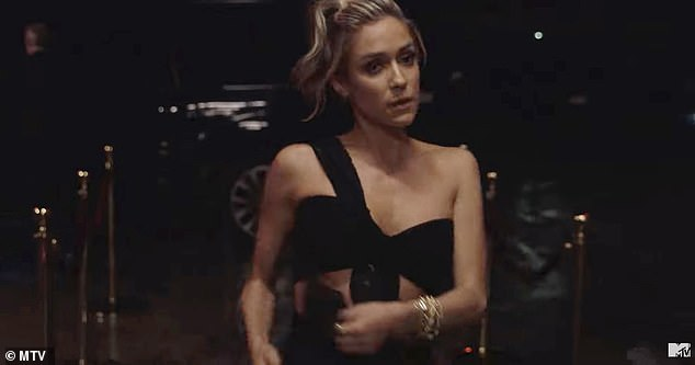 Back for more: It won't be long until fans will be seeing Kristin on the upcoming season of The Hills: New Beginnings