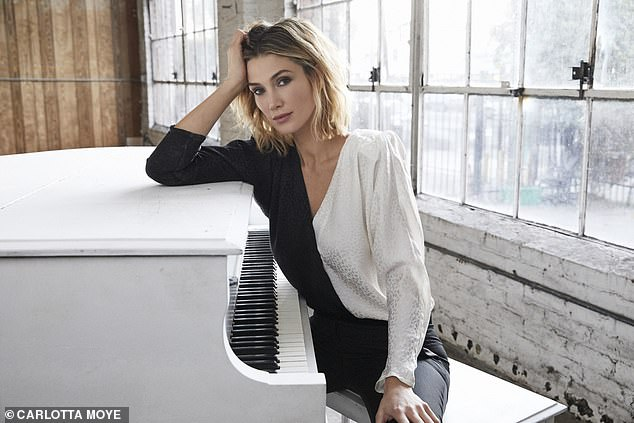 'It connects us closer':The 36-year-old songstress told Daily Mail Australia she wanted to be more transparent with her fans about her creative process