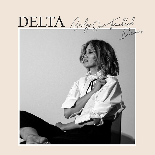 Out now: Delta's new album and book, both titled Bridge Over Troubled Dreams are on sale nwo