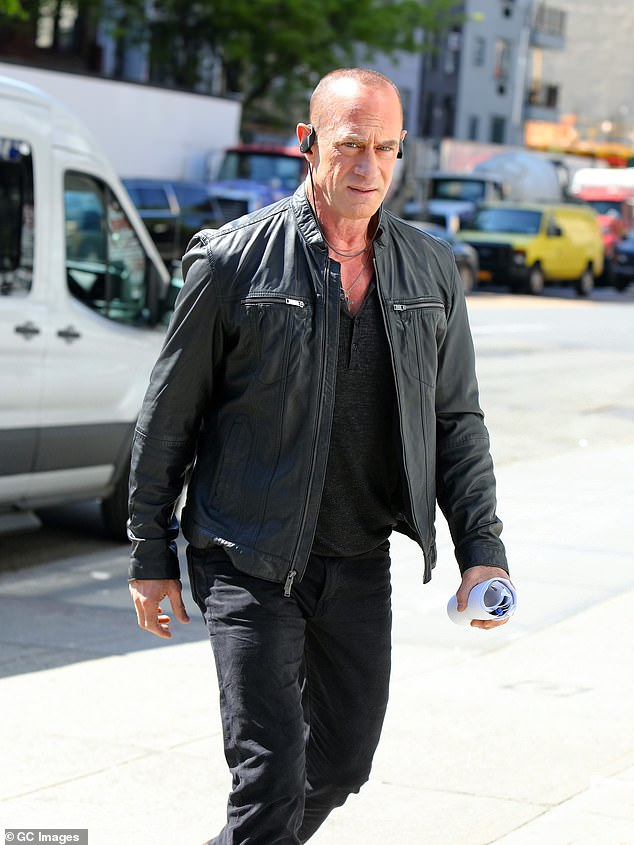 12 seasons:Meloni starred as Detective Elliot Stabler on the first 12 seasons of Law & Order: Special Victims Unit, as the partner to Mariska Hargitay's Olivia Benson