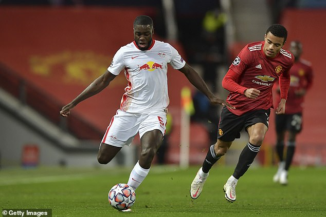 He was linked with a move to Manchester United recently but could have joined them aged 17