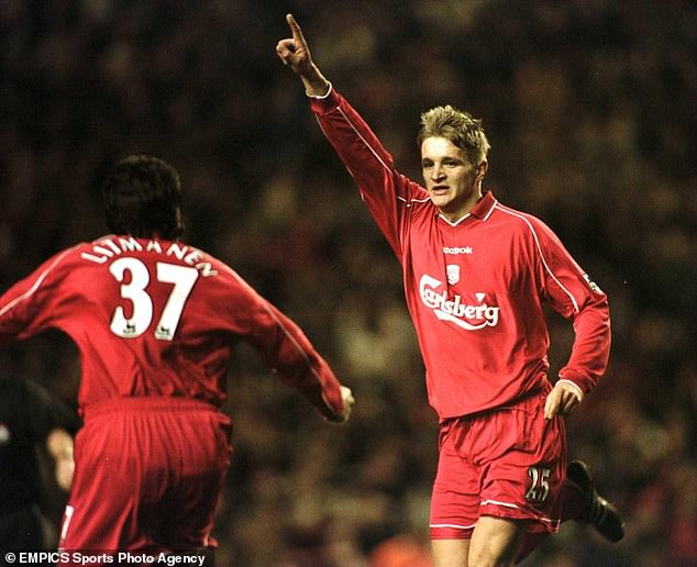 Few fans took to Igor Biscan but in the years after the treble season he earned cult status