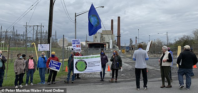 In mid-April, nearly 150 local environmentalists marched to the gates of Greenidge Generation, a Bitcoin mining facility in upstate New York, in a last-ditch effort to block its expansion