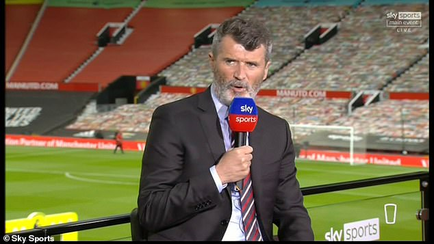 Roy Keane has blasted Manchester United in an astonishing rant after defeat by Liverpool