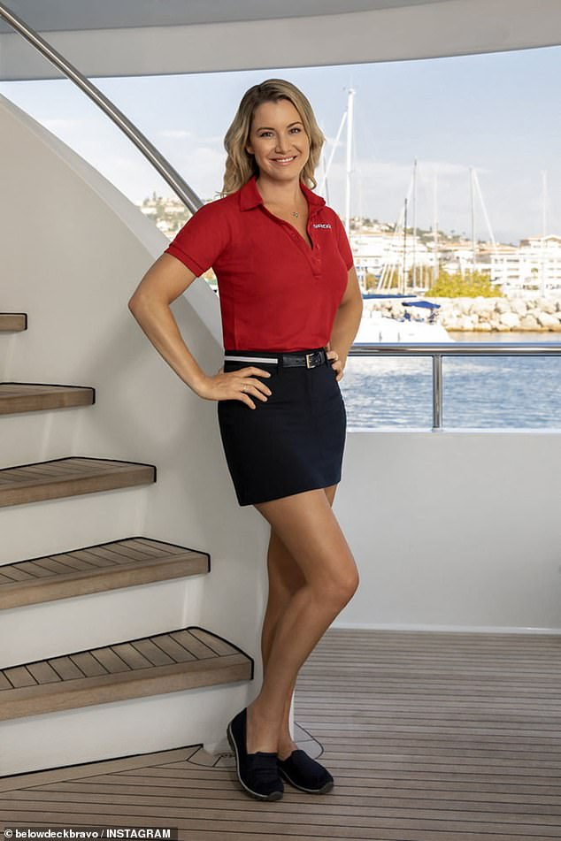Queen bee! On Below Deck Mediterranean, Hannah Ferrier starred as the chief stewardess for five seasons and became a franchise fan favourite