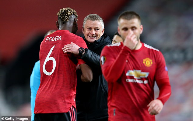 Keane said at the start of this season that United's players will get Ole Gunnar Solskjaer sacked