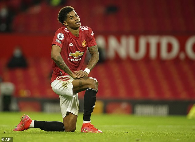 Keane singled out Marcus Rashford over his body language in a defeat by Arsenal last year