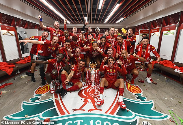 Keane said only Virgil van Dijk would get into United's treble-winning side, which is probably fair after Liverpool only won the Premier League last season