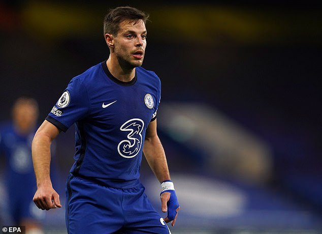 Cesar Azpilicueta will lead Chelsea in Saturday's FA Cup final with Leicester City at Wembley
