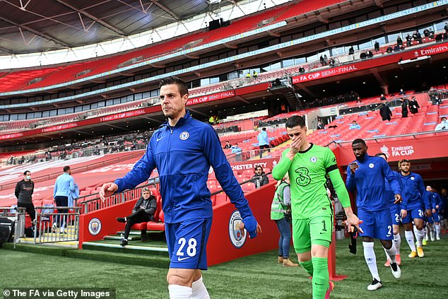 Azpilicueta has been asked to play in several different roles since moving to west London