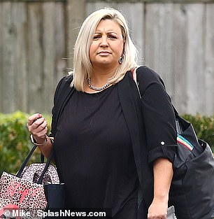 Blast from the past!Big Brother star Helen Adams has left the world of TV behind to work as a hairdresser,