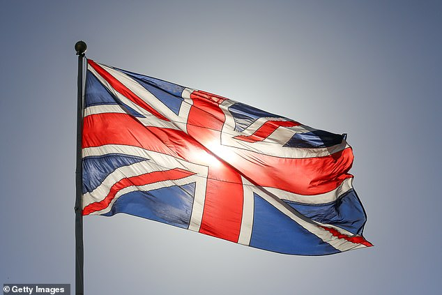 The Union Flag is set to fly over Scarborough's council offices 'where appropriate' on every day of the year apart from St George's Day, Yorkshire Day and Armed Forces Day (stock image)