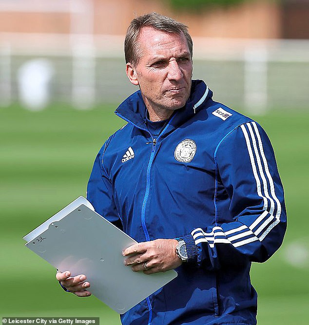 Brendan Rodgers wants to win Leicester their first-ever FA Cup on Saturday at Wembley