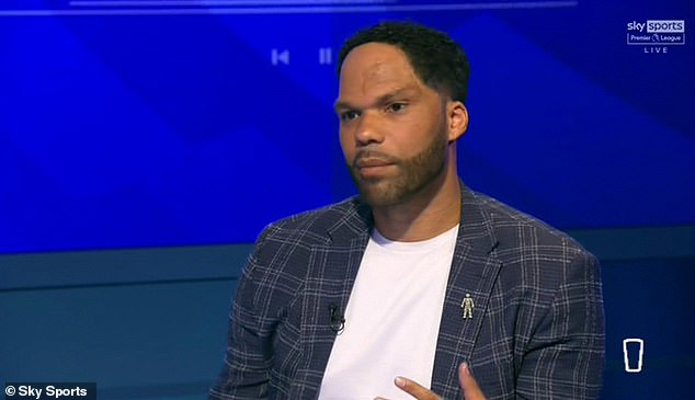 Former Man City star Joleon Lescott revealed fears over the 24-year-old's future at the club