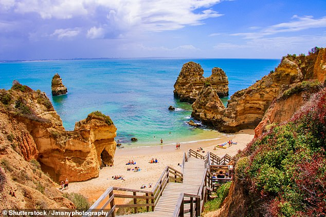 In Portugal tourists must present a negative PCR test taken within 72 hours of their departure