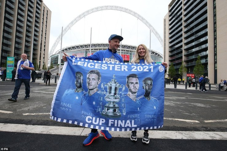 Leicester have reached four FA Cup finals in the past - the last time coming back in 1969 - but have never won the competition