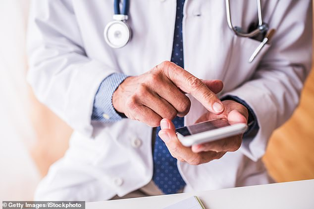 Telephone and online appointments – popular with many patients, who find them more efficient – will remain. Pictured: Stock image