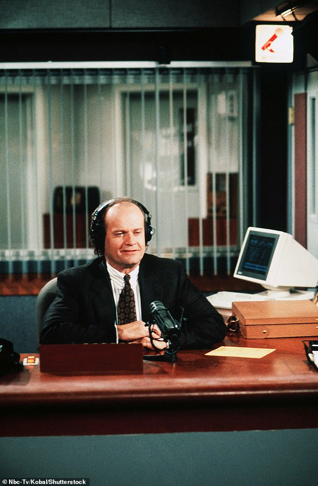 Back on air!The outing comes just days after it was confirmed Kelsey will reprise his role as Dr Frasier Crane as Paramount+ announced the beloved show will be part of its new lineup