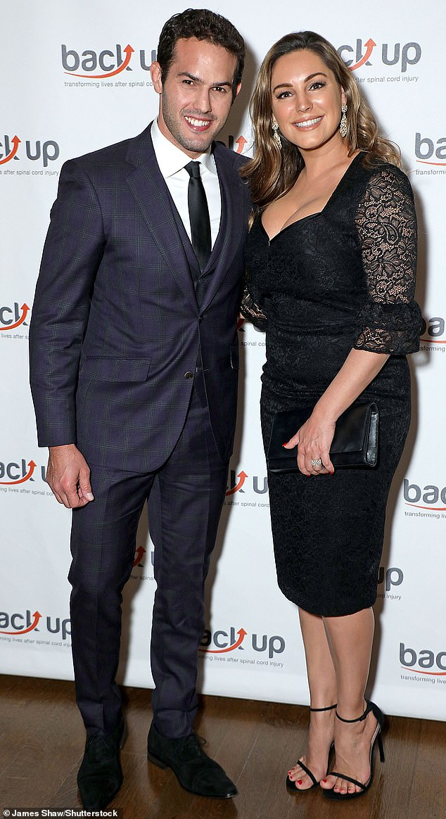 Happy couple:The appearance comes after Kelly revealed that she has no plans to marry or settle down and start a family with her boyfriend Jeremy Parisi, 36 (pictured in 2018)