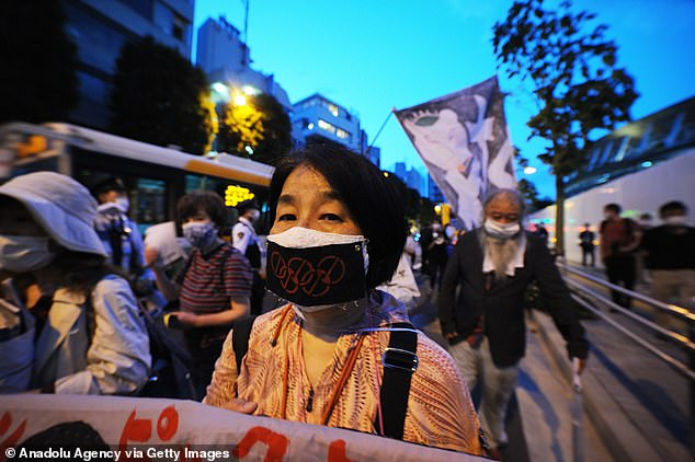 The results come amid rising infections in Japan due to the spread of more contagious variants