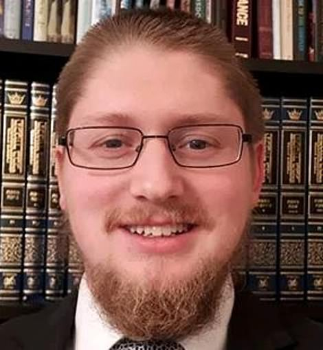 Rabbi Rafi Goodwin's injuries are being assessed in King George's Hospital after he suffered cuts to his head and around one eye, following the attack in the Limes Estate area, Jewish News reports