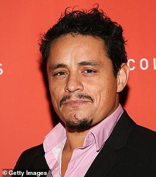 Jesse Garcia will playMontañez in the film