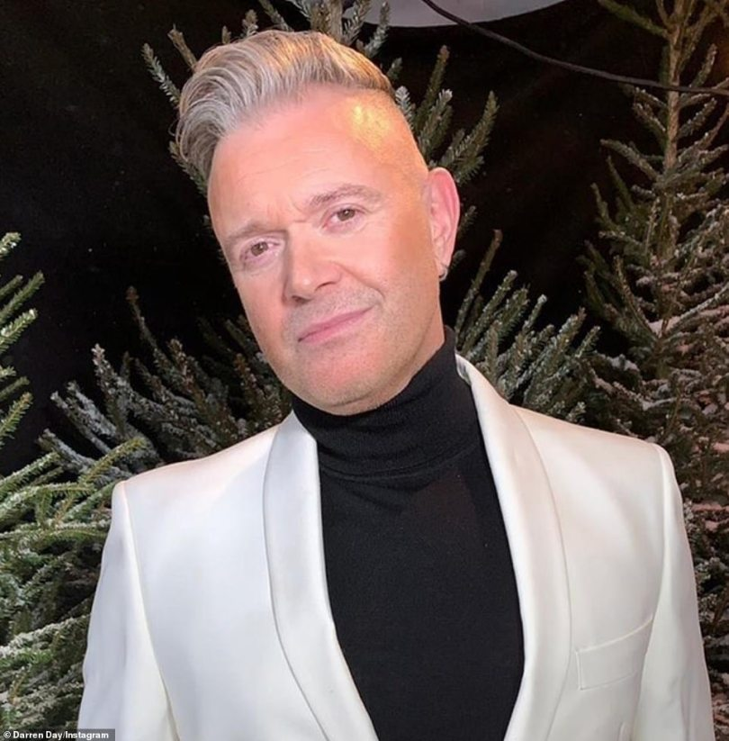 'I'm claustrophobic Darren!' It comes after Darren Day recently said that Gemma joked that he 'helped pay' for her £1.35m 'dream' home in Essex
