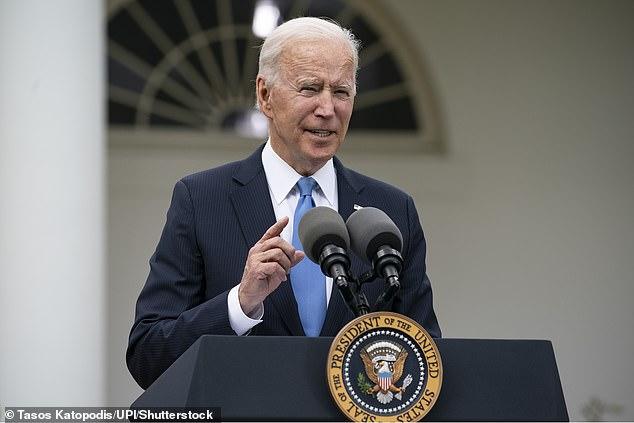 President Joe Biden's November 2020 presidential victory stripped Trump of second term [File photo]
