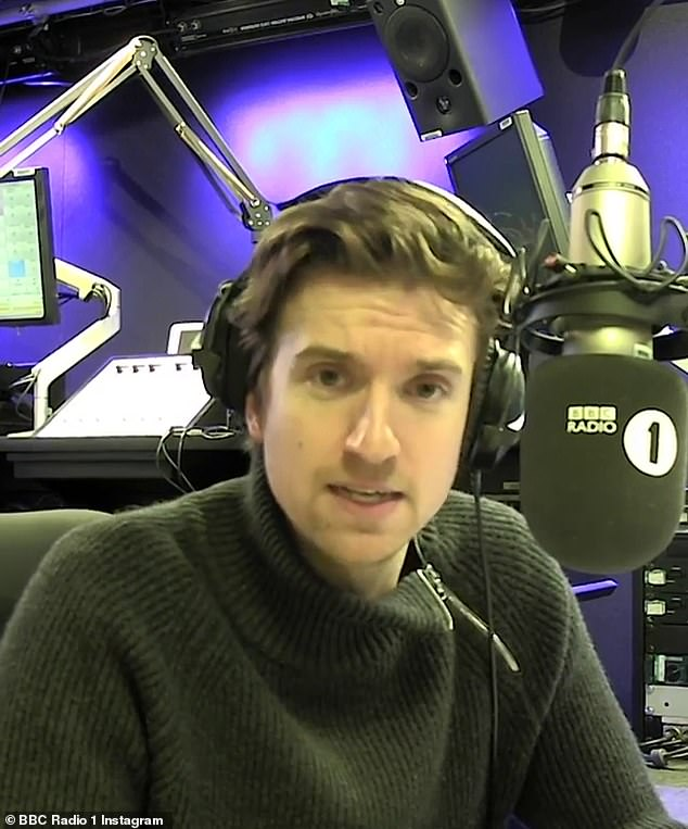 Claim: Discussing the remade video, Greg (pictured) said: 'I know Simon Cowell doesn't need the money - but it was right under his nose and he didn't sign it!  ''