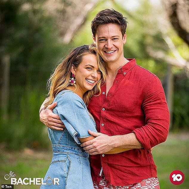 Rise to Fame: Abbie first rose to fame after being heartbroken when astrophysicist Matt Agnew broke up with her in The Bachelor 2019 season finale