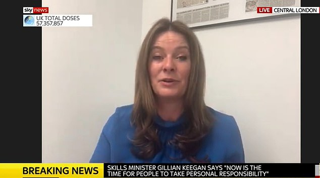 Gillian Keegan had deepened the sense of chaos over the traffic light rules after a day in which a series of senior figures contradicted each other