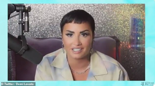 'I've been doing some healing and self-reflective work':Demi Lovatohas come out as non-binary and has changed pronouns to they/them