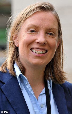 MP Tracey Crouch leads the government's 'fan-led' assessment of football