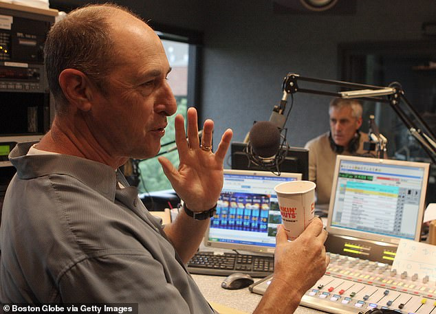 Reaction:The popular radio show, that has a legacy in Boston, has been on the air since January 12, 1981. It is believed to be the first time the presenter has stormed off