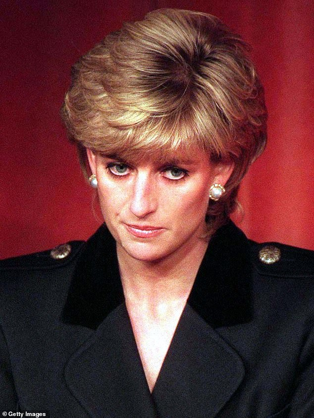 During the interview, which was broadcast on the BBC, Princess Diana admitted there had been three people in her marriage to Prince Charles