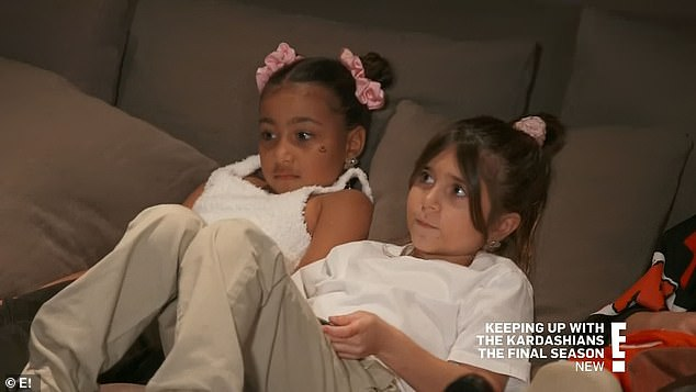 Highlight reel:The kids were uninterested, so Scott made a highlight reel of their KUWTK appearances instead