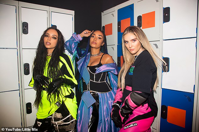 Big bucks:Also on Friday, it was revealed that Little Mix have become the UK's top earning young female performers, after boosting their joined fortune by £6million over the past year