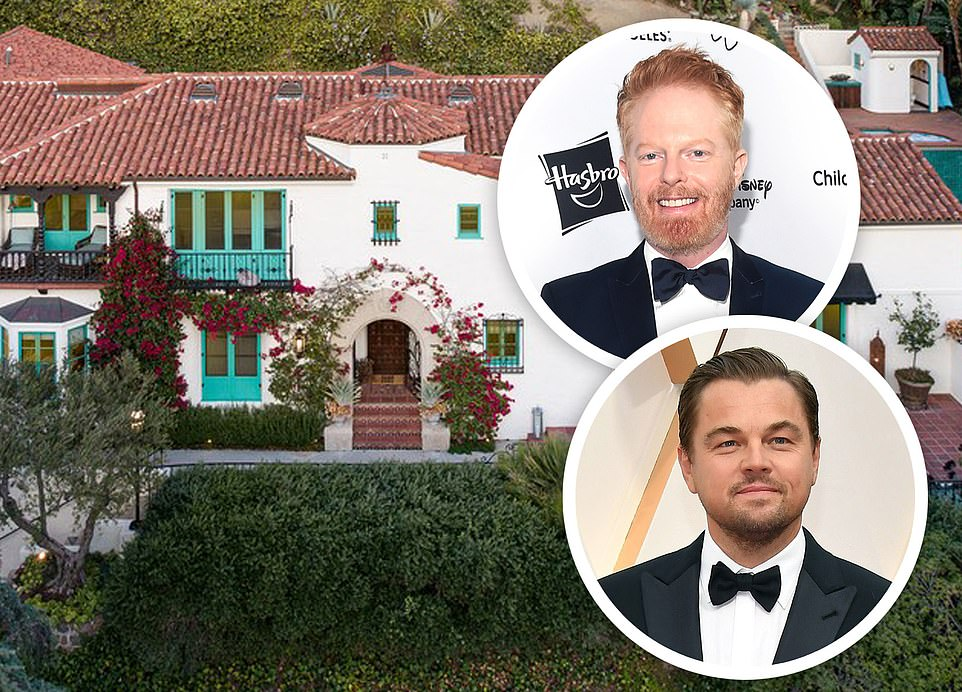 LEONARDO DICAPRIO SNAPS UP MODERN FAMILY STAR JESSE TYLER FERGUSON'S $7.1M HOME: Leonardo DiCaprio went above and beyond the asking price to purchase Jesse Tyler Ferguson's Spanish Colonial home in Los Angeles' Los Feliz neighborhood for $7.1 million. This marks the second Los Feliz home for DiCaprio, 46, after he bought another 1920s-era home from Moby in 2018 for $4.9 million.