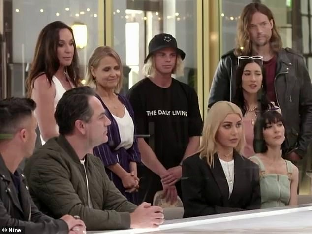 'I haven't got a bloody clue who any of you are': Lord Alan Sugar roasted the stars of Celebrity Apprentice Australia during the season finale on Sunday night
