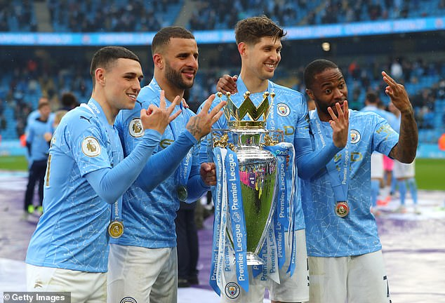 But City won't stand still and it's up to their closest rivals to strengthen and challenge them