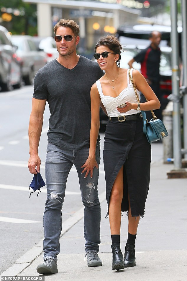 They go way back: They previously worked together on The Young and the Restless back in 2015 and started dating last year following Hartley's split from Stause