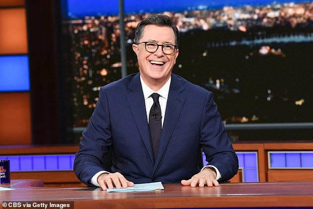 Details: CBS saidthat audience members for Colbert must show proof of vaccination and that masks will be optional