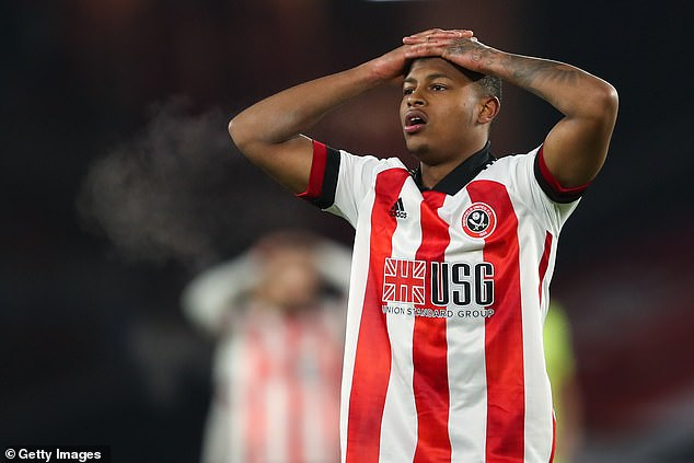 Rhian Brewster cost Sheffield United a club-record £24m but failed to score once for the club