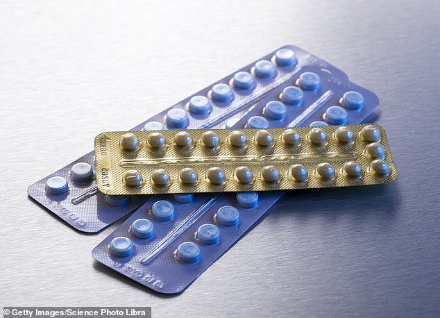 Current contraceptive pills must be taken daily. A monthly pill could be more popular