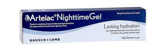 Artelac Nighttime Gel, £5.69 for 10g, visiondirect.co.uk